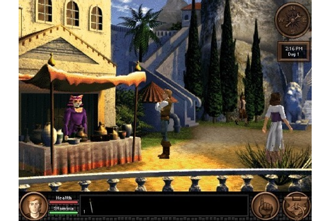 Quest for Glory V: Dragon Fire Free Download Full PC Game ...