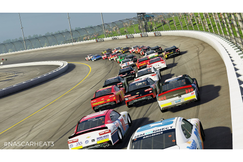 NASCAR heat 3 Xfinity Series Iowa picture : 704nascarheat
