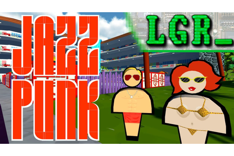 LGR - Jazzpunk - PC Game Review - YouTube