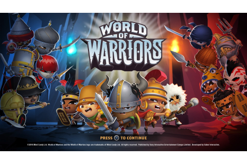 World of Warriors Review (PS4)
