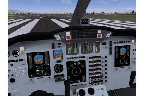 FlightGear Flight Simulator - Free Download