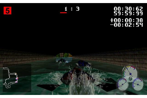 Скриншоты VR Sports Powerboat Racing на Old-Games.RU
