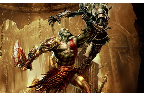 2011 God of War 3 Game Wallpapers | HD Wallpapers