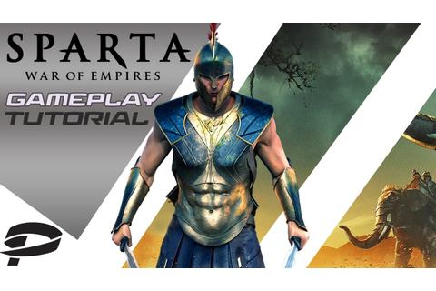 Sparta War of Empires Game Play Tutorial for Beginners ...