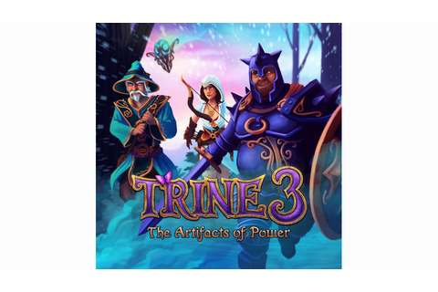 Trine 3: The Artifacts of Power Game | PS4 - PlayStation