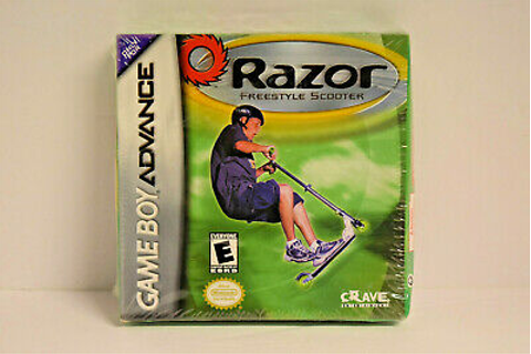 Razor Freestyle Scooter (Nintendo Game Boy Advance, 2001 ...