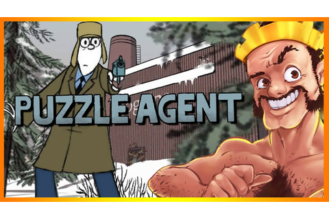 Puzzle Agent 1 - Full Stream/Game - YouTube