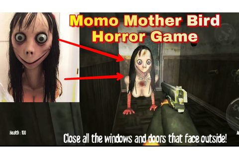 MOMO Is Arrested - MOMO MOTHER BIRD Horror Full Gameplay ...