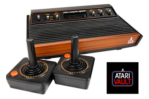 Atari Vault 100 Classic Games Bundle Launching On Steam ...