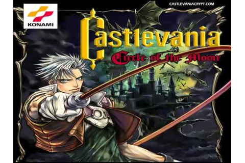 Castlevania Circle of the Moon OST FULL - YouTube