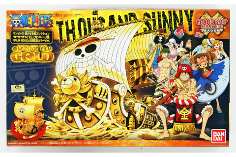 Bandai ONE PIECE GRAND SHIP COLLECTION 075820 | PlazaJapan
