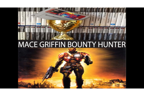 Mace Griffin: Bounty Hunter Video Review - YouTube
