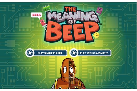 New on GameUp: The Meaning of Beep | BrainPOP Educators