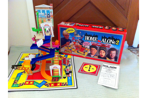 Awesome Vintage Home Alone 2 Board Game Mouse Trap