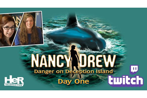 30 best Nancy Drew #9: Danger on Deception Island images ...