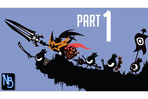 Patapon 3 Walkthrough Part 1 No Commentary (PSP) - YouTube