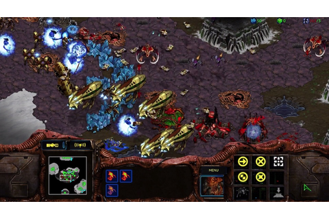 STARCRAFT: REMASTERED is So Much Less Pixelated in 4K ...