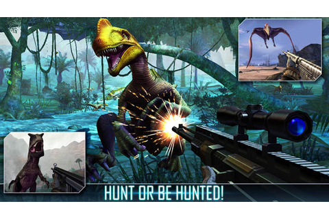 Glu Games Releases Dino Hunter: Deadly Shores, Hunt ...