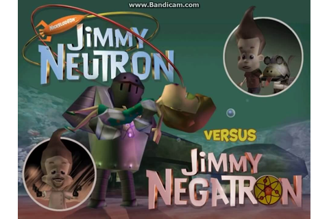 Download The Adventures of Jimmy Neutron: Boy Genius Vs ...