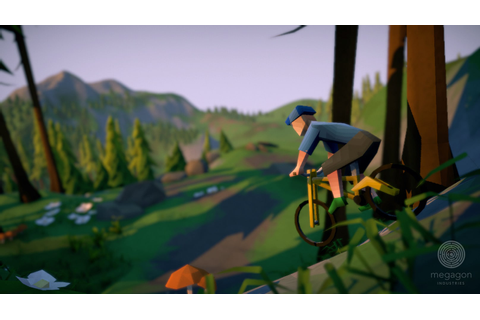 Lonely Mountains: Downhill - Preview (gamescom 2017 ...