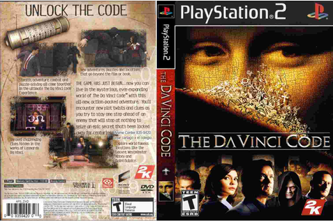 Da Vinci Code, The (Europe) (En,Fr,De,Es,It) ISO