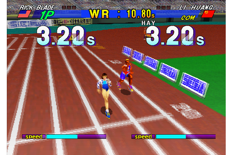 Athlete Kings | Sega Saturn