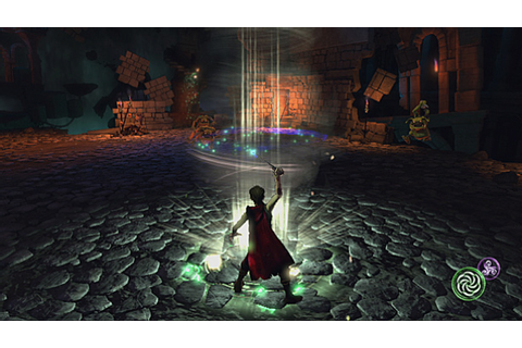 Sorcery Announced For PS3. Uses PlayStation Move In The ...