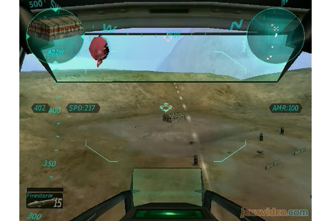 Gameplay Thunderhawk : Operation Phoenix : A vos roquettes ...