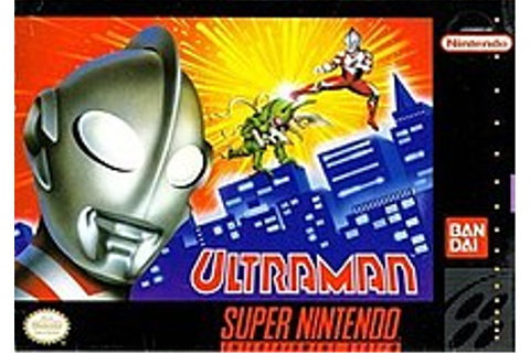 Ultraman: Towards the Future (video game) - Wikipedia
