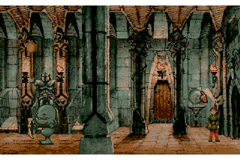 Indie Retro News: Curse Of Enchantia - Core Design's ...