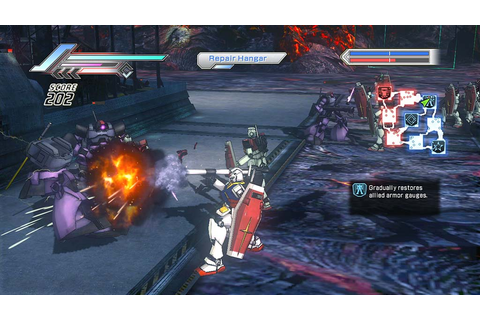 Dynasty Warriors: Gundam 3 › Games-Guide