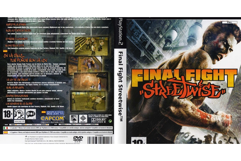 coins Torrent: Download Final Fight Streetwise - PS2 Game ...