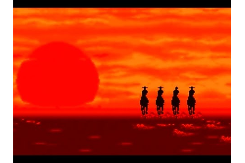 Sunset Riders (SNES) Playthrough - NintendoComplete - YouTube