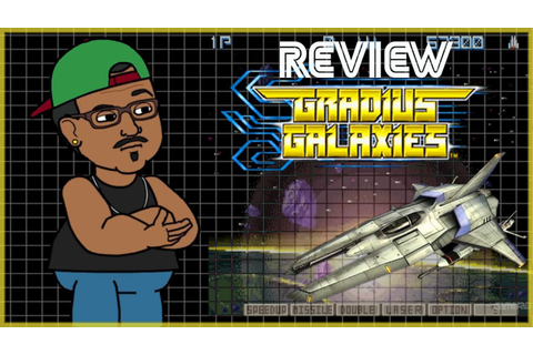 Isolated Gamerz - GRADIUS GALAXIES Review for Game Boy ...
