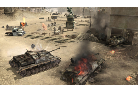 'Company of Heroes' was the perfect real-time strategy ...