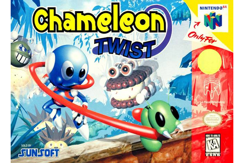 Chameleon Twist 2 (USA) ROM