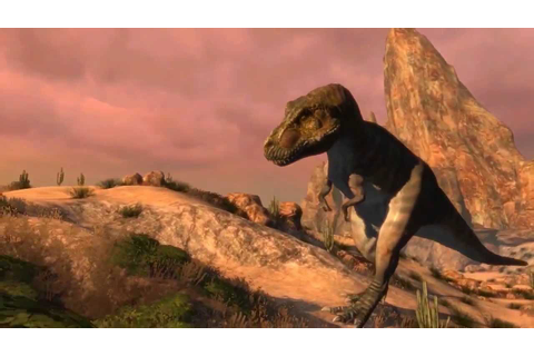 Carnivores: Dinosaur Hunter HD launch trailer - YouTube