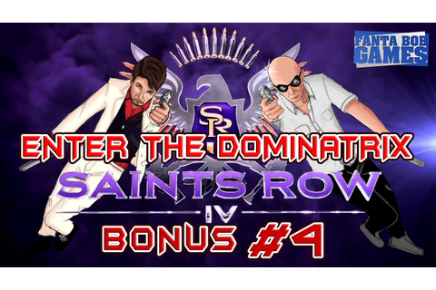 Fanta et Bob dans SR4 : Enter the Dominatrix - Ep. 4 Bonus ...