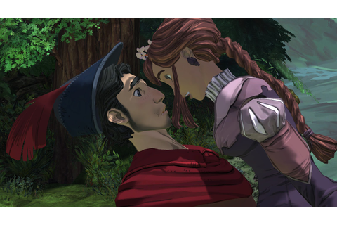 King's Quest Chapter 3: Once Upon a Climb - PS4 Review ...