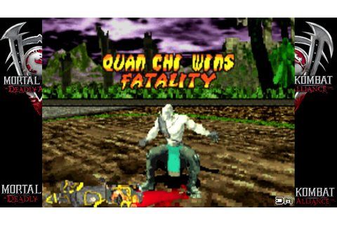 Mortal Kombat Deadly Alliance All Fatalities Game Boy ...