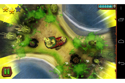 Ant Raid - amusing 3D infested bug squishing strategy game ...