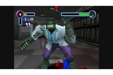 Let's Play Spider-Man 2 : Enter Electro Part 20 - Lizard ...