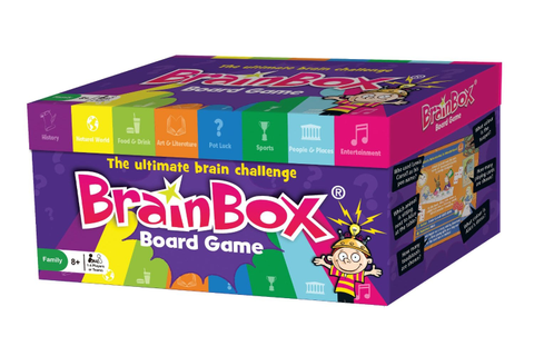 BrainBox Board Game – The ultimate brain challenge ...