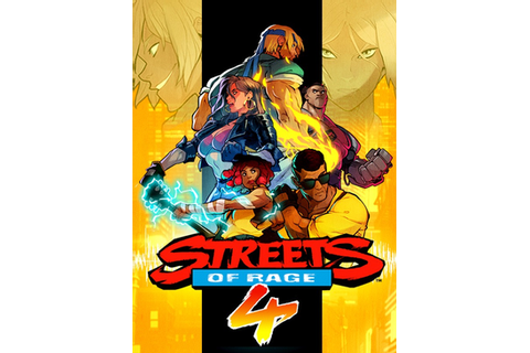 Streets of Rage 4 - Wikipedia