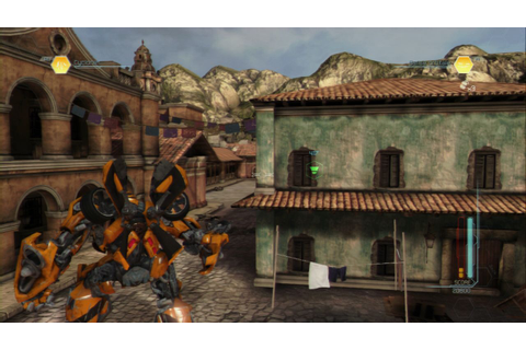 game for android 2018: [PS3] Transformers 3 : La Face ...