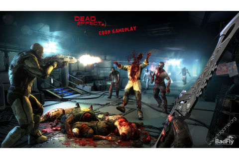 Dead Effect 2 - Tai game | Download game Hành động