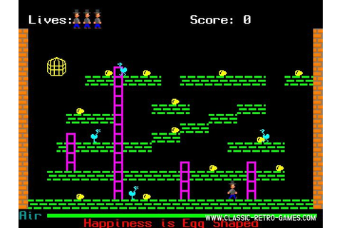 Download Manic Miner IV & Play Free | Classic Retro Games