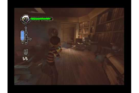 Monster House Movie Game Walkthrough Part 7:5 (GameCube ...