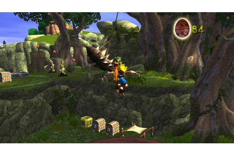 Jak and Daxter: The Precursor Legacy | Binary Messiah ...