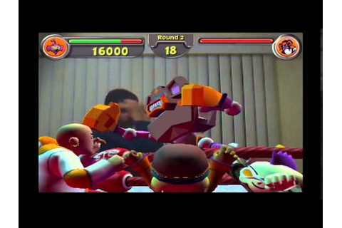 Eye Toy Play for Playstation 2 Boxing Chump - YouTube